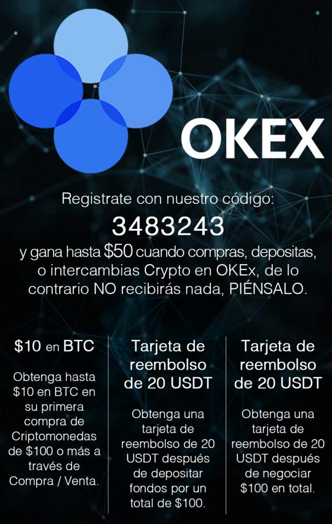 Referido Okex